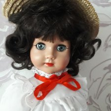 Цена снижена! Кукла effanbee honey gingham dress