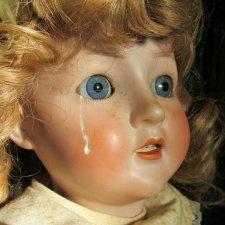 Зов о помощи старинной куклы Revalo (лечение и восстановление)