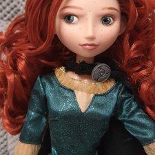 Кукла Мерида Храбрая сердцем Дисней 40 см