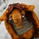 слон Антон