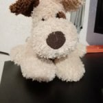 ОЧАРОВАТЕЛЬНЫЙ щенок от Russ Berrie