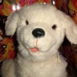 Большой интерактивный щенок Куки от Hasbro