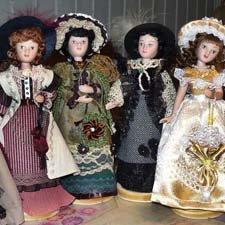 Фарфорки от Деагостини привели меня в мир кукол