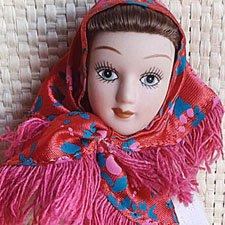 Фарфоровые куклы ДеАгостини. Куклы в народных костюмах. Часть I