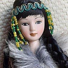 Фарфоровые куклы ДеАгостини. Куклы в народных костюмах. Часть II