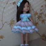 Наряд для кукол Paola Reina и им подобных.