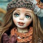 Кукла ручной работы. 12000 срочно
