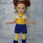Милая куколка Ева от Berjuan