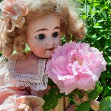 Цвет настроения... розовый