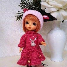 МК «Шапочки с ушками для любимых кукол»