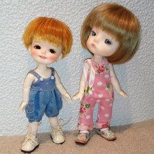 О моих куклах от Secretdoll
