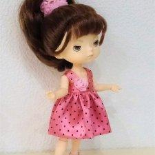 МК «Сарафан из шелка для кукол XIAOMI MONST»
