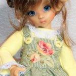 Кукла BJD Лилли от Kaye Wiggs