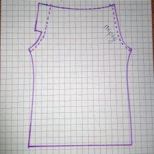 Выкройка облегающих брючек с поясом для кукол  Xiaomi Monst