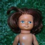 Кукла ГДР Германия АШГ клеймо