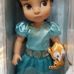 Disney Animators Collection Jasmine, Жасмин Дисней Аниматорс