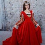 Обновление !!распродажа одежды для Iplehouse SID, nYID, EID woman Dollshe Diana, Amanda