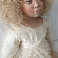 Редкие и очень красивые - куклы от Кристин Орандж