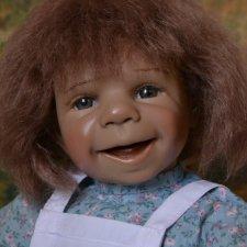 Характерная кукла Jeckle-Jansen Künstlerpuppen