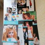 Кукольные брошюры и рекламные буклеты