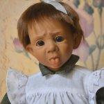 Характерная испанская кукла D'anton Jos Lauren