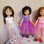 Платья куклам