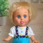 Комплект для малышек Galoob Baby Face