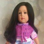Одежда для девочек  Götz и кукол 42-50 см