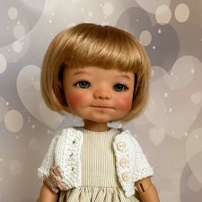Продам  Ella Dumplings tan Meadow dolls 28 см