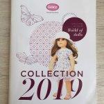 Каталог кукол Gotz  2019