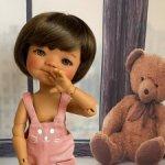 Продам  Ella Dumplings tan Meadow dolls 28 см. Срочно 51000-с рассрочкой до 2 недель!