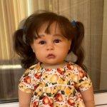 Кукла реборн Варенька из молда принцесса Шарлотта. При быстрой оплате-почта по РФ за мой счет!
