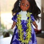 Малышка Furga из серии Еthnic doll