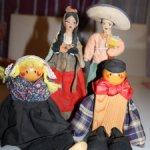 Четыре винтажные куколки одним лотом
