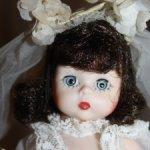 Невеста от Madame Alexander