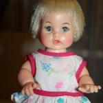 Девочка Tearie Dearie от Ideal, США 1964 г.