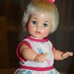 Винтажная американская кукла от Ideal, 1964 г.