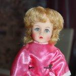 Винтажная американская кукла Miss Nancy Ann 1950-е года
