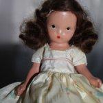 Малышка Nancy Ann Storybook, серия Весна (Spring), фарфор