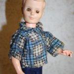 Модный парень Bob от Uneeda США 1950-е