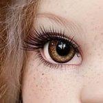 Глазки Leekeworld 16 мм (золотистые)