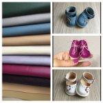 Набор кожи для изготовления кукольной обуви № 3.