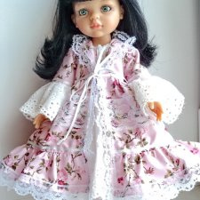 Красивый комплект для кукол Паола Рейна и схожих по размеру 32-34см