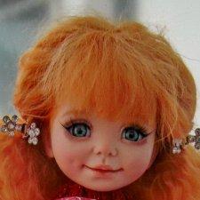Продам куклу Милашку в нормале от Елены Ткаченко/Cova/