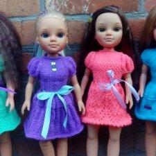 Платья для Нэнси лотом 3 + 1 .