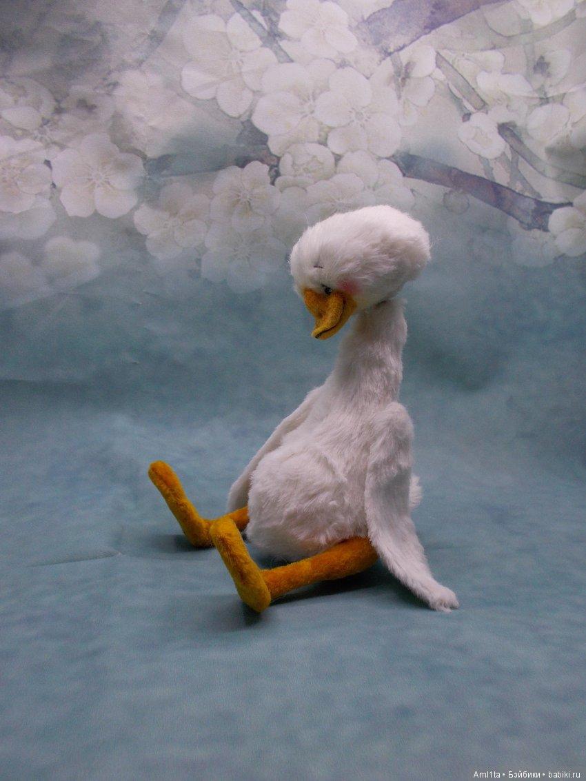 Вот такой замечательный гусик может порадовать Вас и Ваших близких на Пасху!