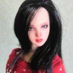 Отдам за 10500! Kissmela doll на теле Momoko Petworks. ООАК, фуллсет.