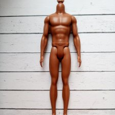 Тело Барби Кен новое фашионистас №10
