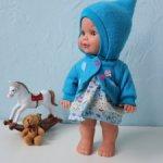 Одежда для кукол Бэтти Ламаджик 30 см