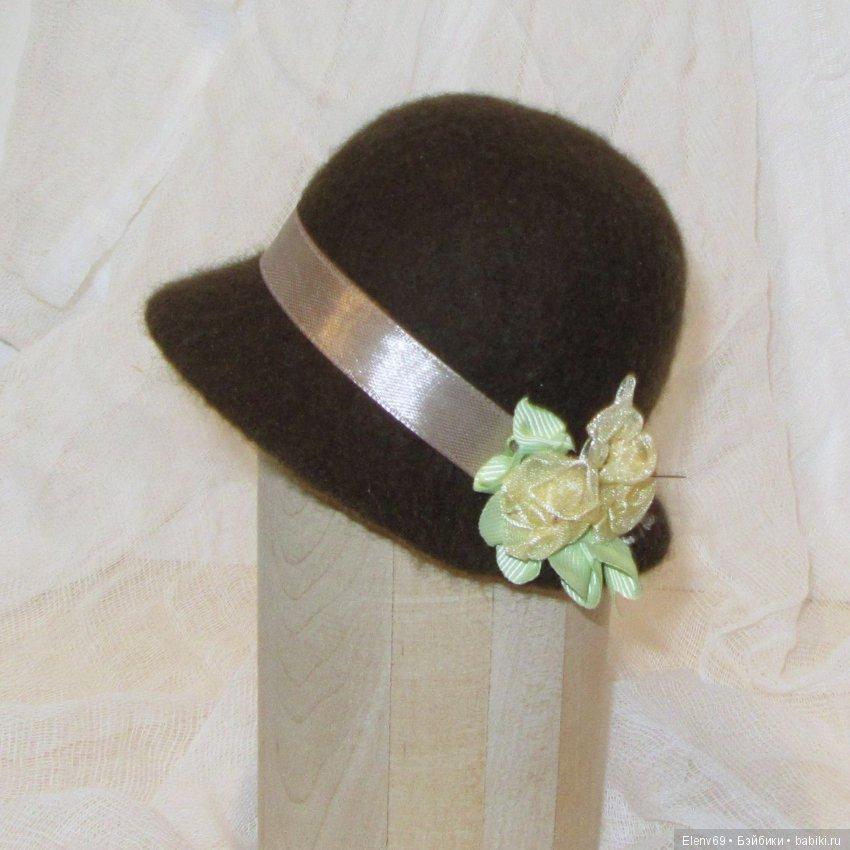 Это шляпка для Паолки